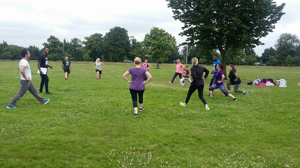 uxbridge boot camps